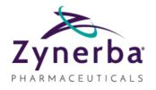 Zynerba Pharmaceuticals, Inc.