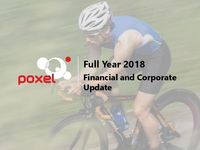 Full Year 2018 Financial and Corporate Update – English