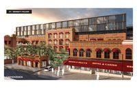 Bronco Billy's Expansion Renderings