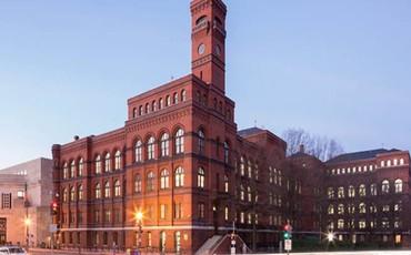 Renovation of Sidney Yates Building
