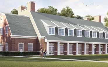 Rutgers University, Jameson Residence Hall