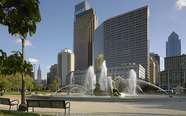 A picture of One Logan Square