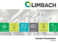Investor Presentation, May 2019