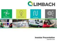 Investor Presentation, September 2019
