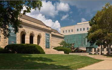 A picture of Columbus Museum of Art Renovation and Addition