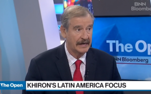 Cannabis should be tied into revamped NAFTA deal: Former Mexico President Vicente Fox thumbnail