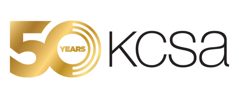 Celebrating KCSA's 50th Anniversary with Several Awards in 2019