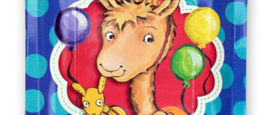 Celebrate Your Preschoolers Bday Llama Llama Style!