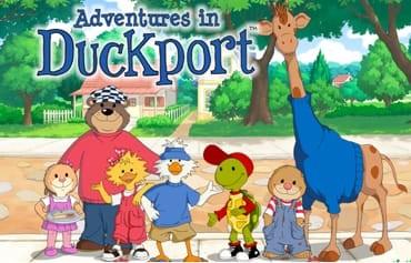 Suzy's Zoo: Adventures in Duckport