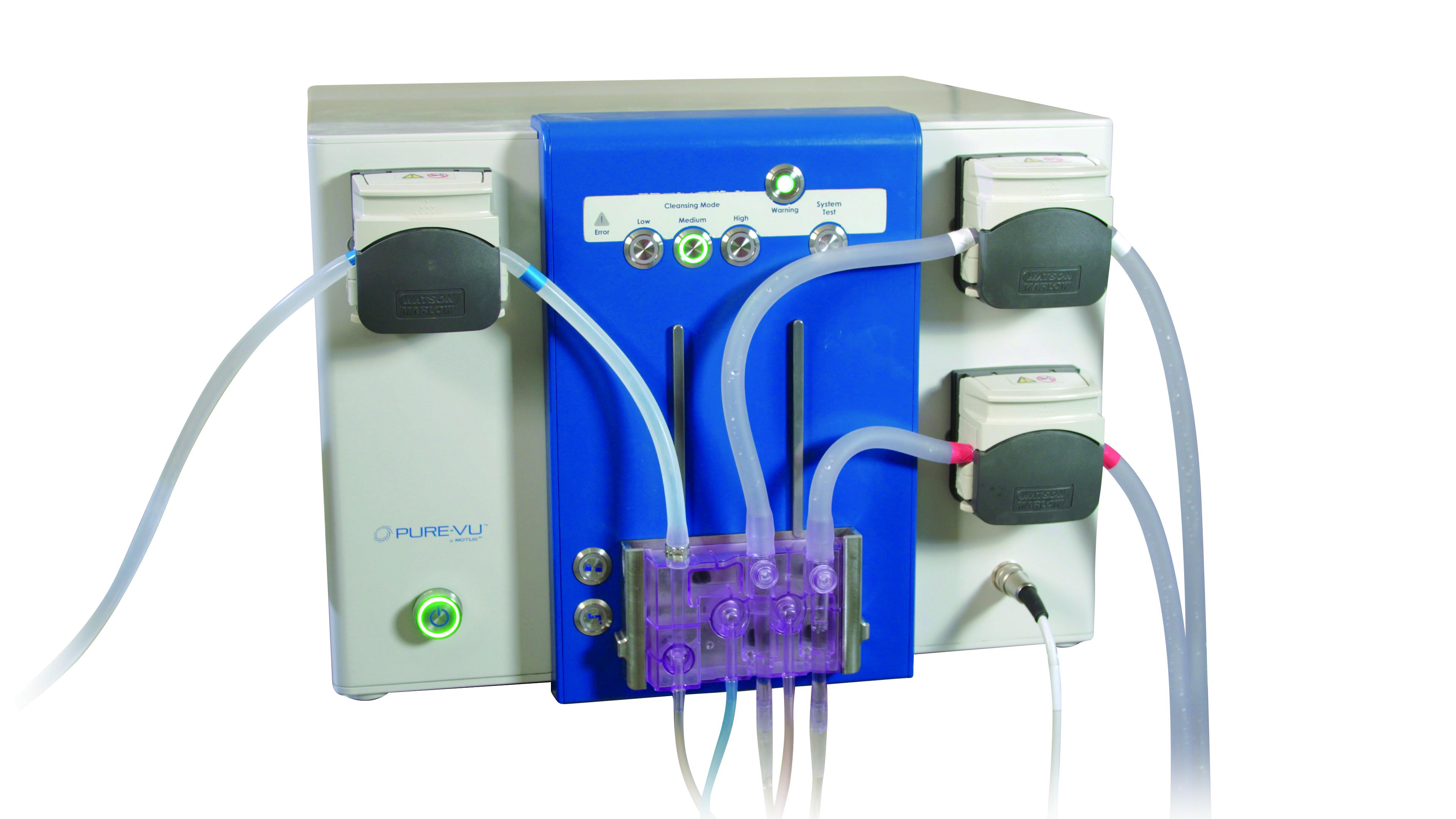 The Pure-Vu® Controller