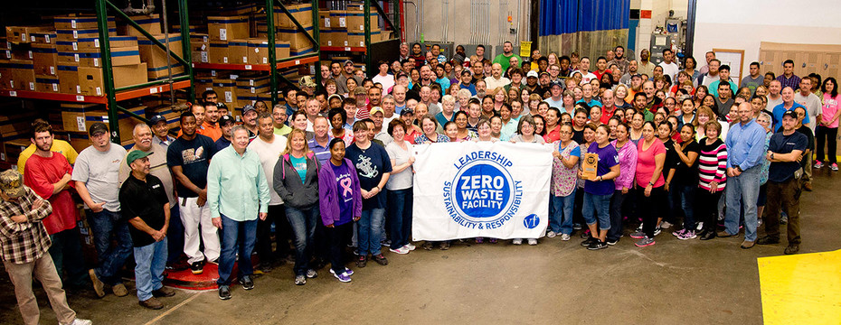 7f2e8cc3 VF's Commitment to Sustainability Pays Off With Seven Zero Waste  Distribution Centers