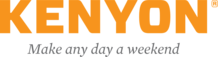 Logo for Kenyon, one of our partners
