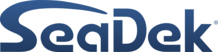 Logo for SeaDek, one of our partners