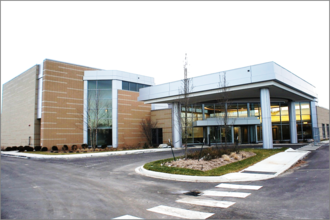 A picture of McLaren Proton Treatment Center