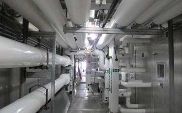 University Hospital - Replace Air Handling Units