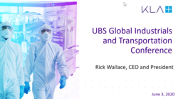 UBS Global Industrials and Transportation Virtual Conference Thumbnail