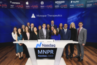 Monopar Therapeutics Rings the Opening Bell