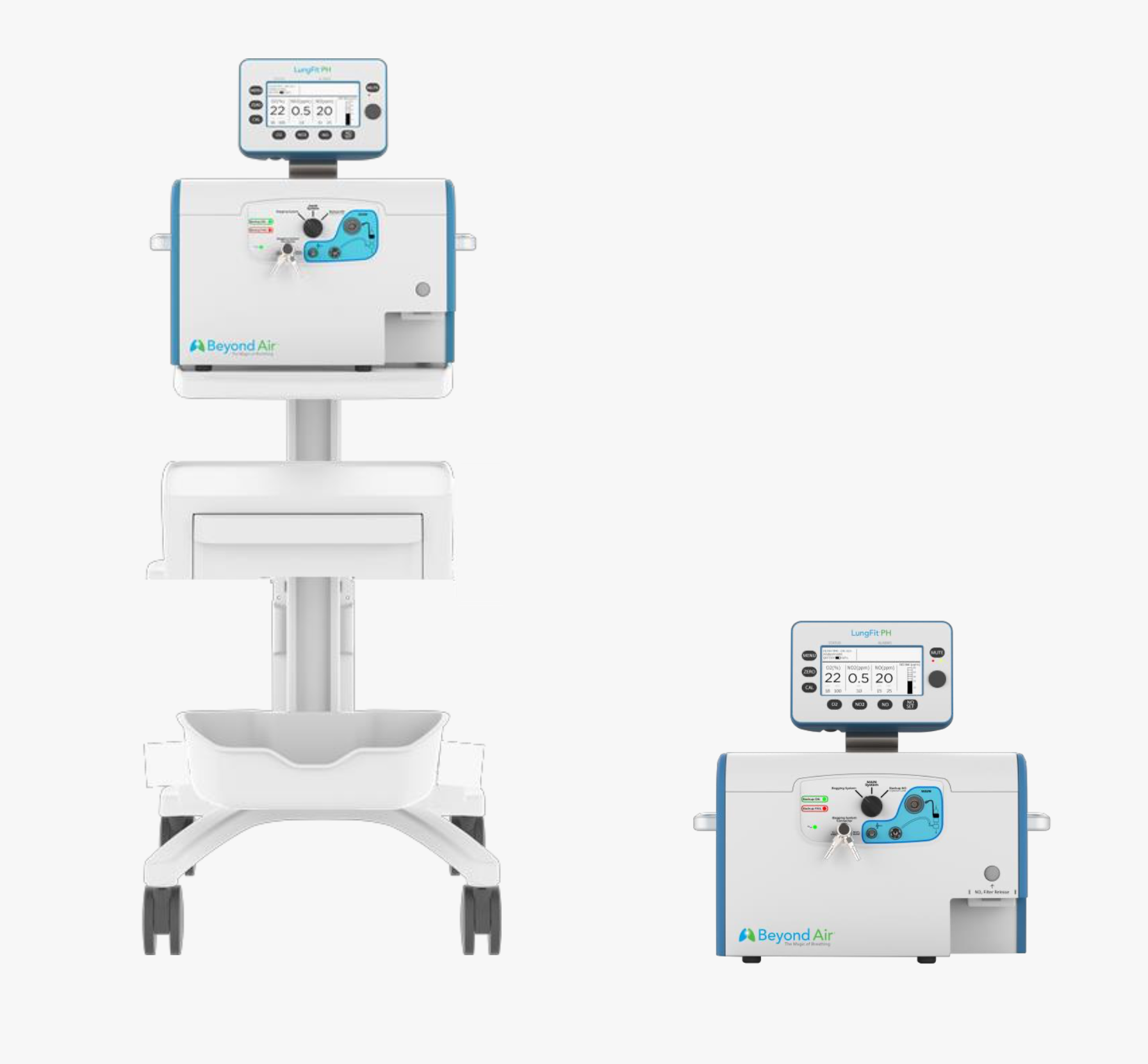 Beyond Air's Cylinder Free System of Care