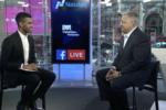 Facebook Live Behind the Bell Interview @Nasdaq