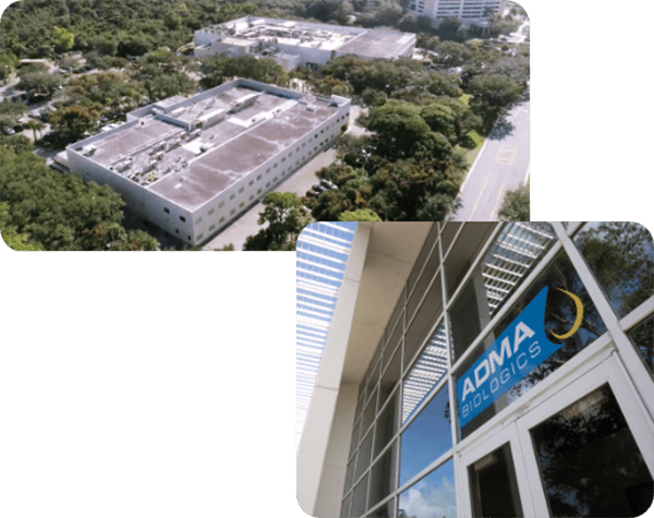 All of our contract manufacturing is performed at our fractionation facility located at 5800 Park of Commerce Blvd., N.W. Boca Raton, FL 33487.
