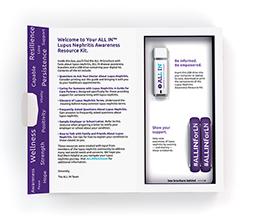 Lupus Nephritis Awareness Kit