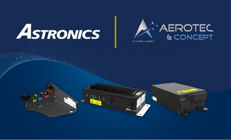 The agreement between Astronics and Aerotec will allow the companies to collaborate in innovation for both EASA and FAA certification markets.