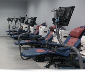 Donor Chairs