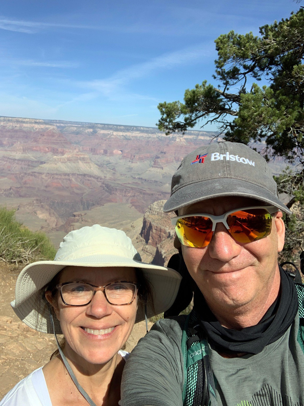 Grand Canyon with Tammy