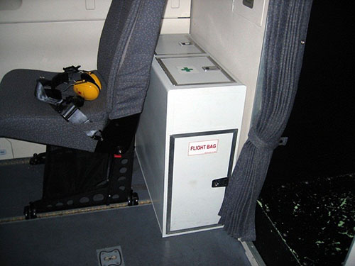 S-92A Cabin Utility Stowage