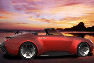 Meccanica Tofino Sketch (CNW Group/Electrameccanica Vehicles Corp.)