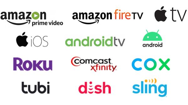 Broadcast Logos