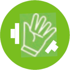 icon strategy hand