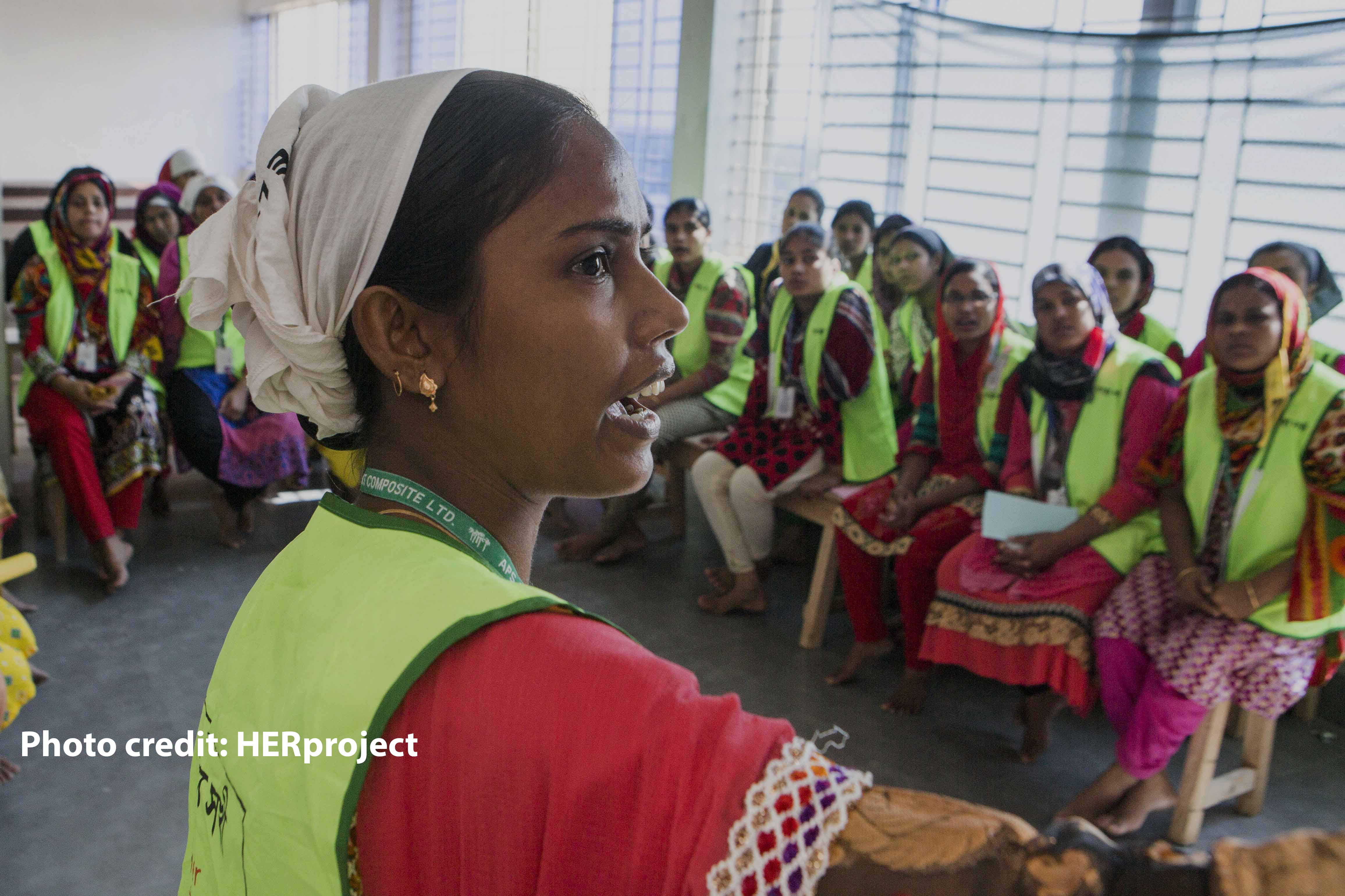 Through the HERhealth™ program, Kontoor Brands worked to ensure women and by extension, their families and communities, had access to the information they need to lead a healthier lifestyle.