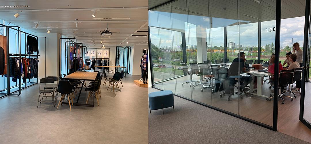 Kontoor's EMEA Headquarters in Antwerp, Belgium