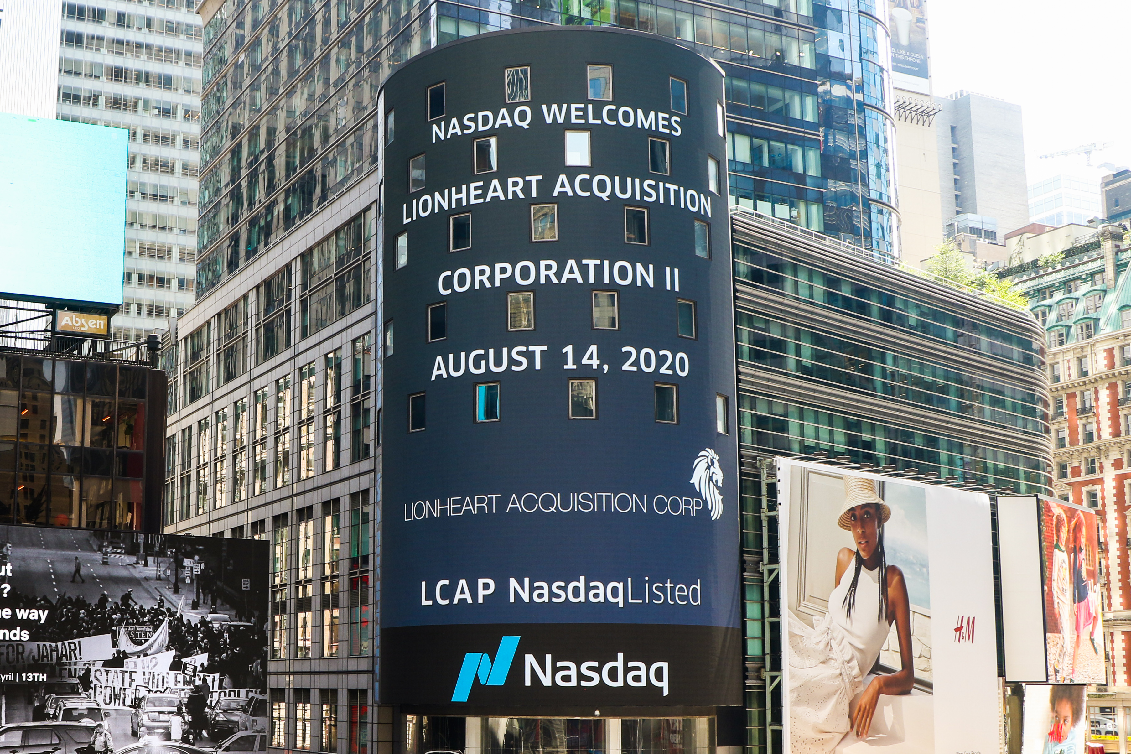 Lionheart Acquisition Corp