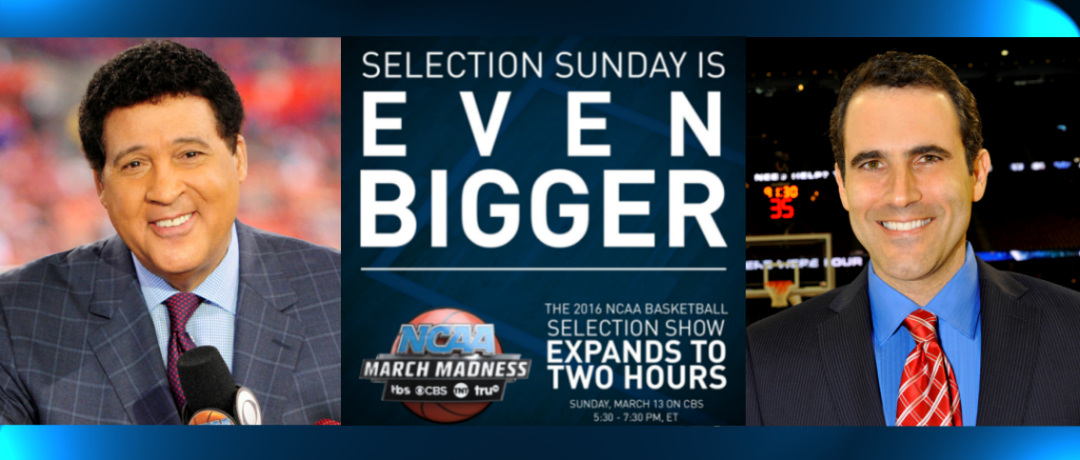 Let The Madness Begingreg Gumbel And Seth Davis Kickoff March