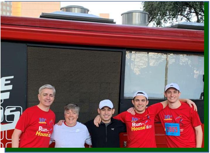 Main Street Sponsors Food Truck at 10th Annual Trafigura Run