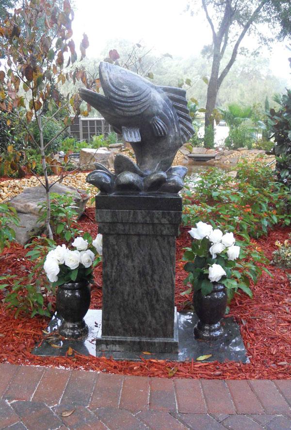 Cremation Pedestal & Pedestal Benches