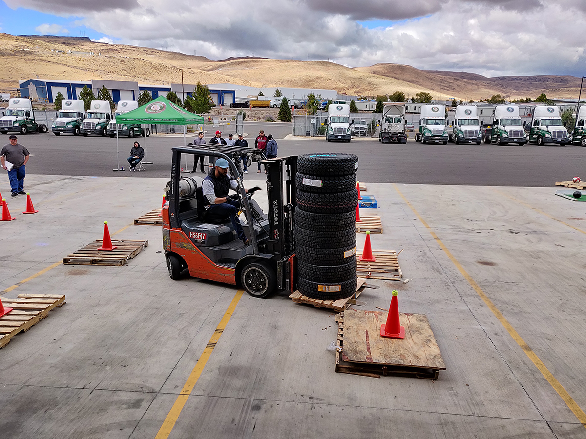 Forklift Rodeo