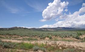 Unita Basin, Alphalt Ridge