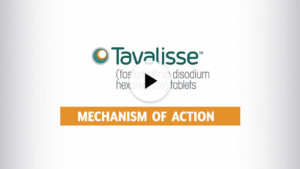 TAVALISSE Mechanism of Action