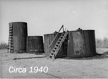 SUDS Tank Battery - Circa 1940