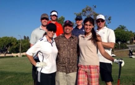 Golf outing in San Diego, CA