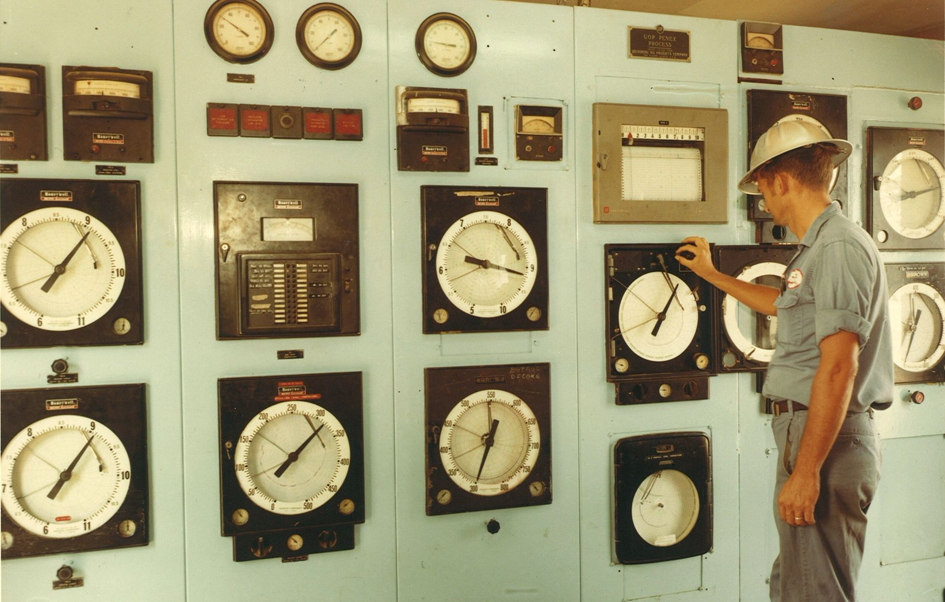 1971 Control Room