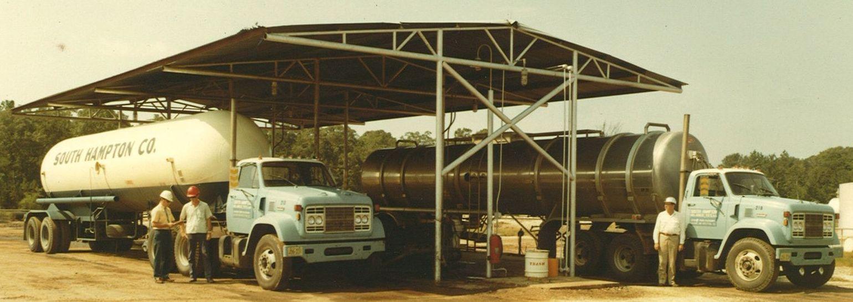 1971 Loading Rack
