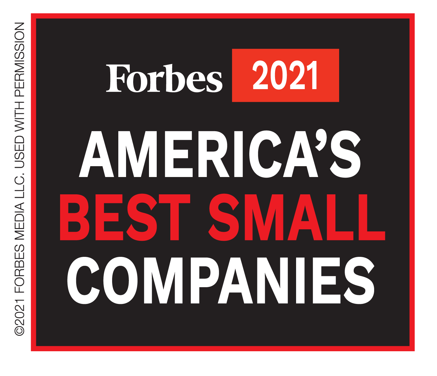 Forbes America's Best Small Companies