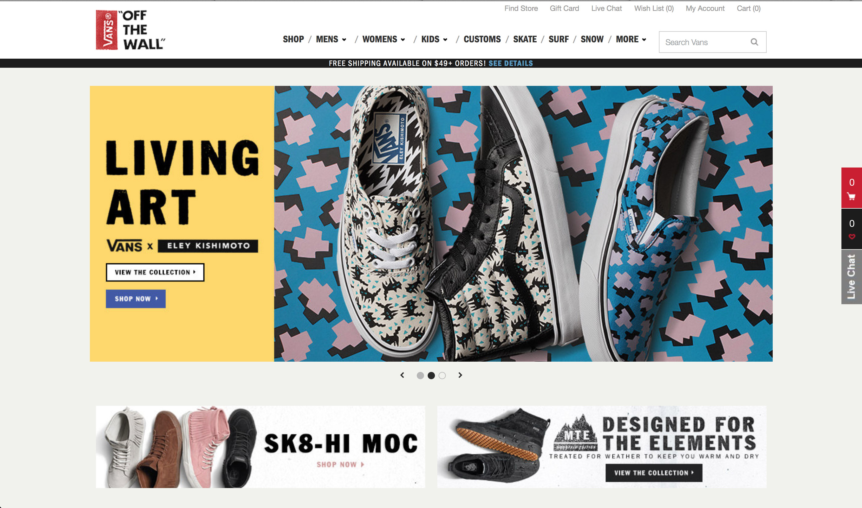 666d60ec9e Vans website. Download High Resolution Image