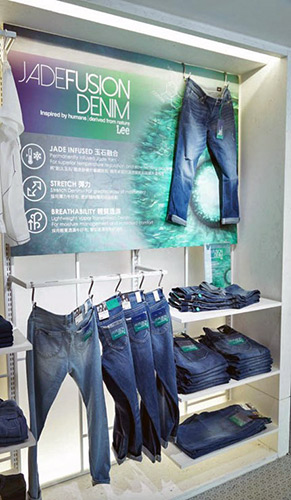 ddc0d740 Jade Fusion by Lee. Wrangler's Cool Vantage jeans ...
