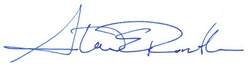 Steve Rendle Signature