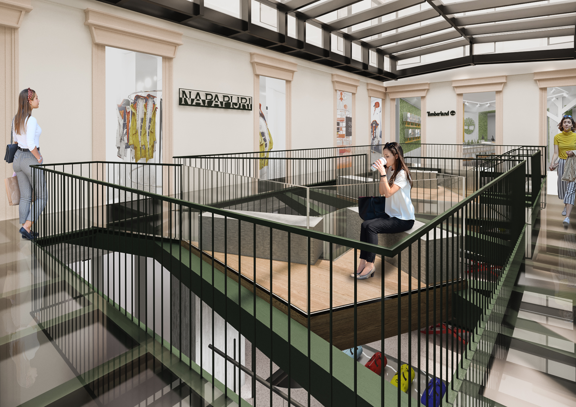VF Corporation to Open a New Multi-brand Retail Store in Milan